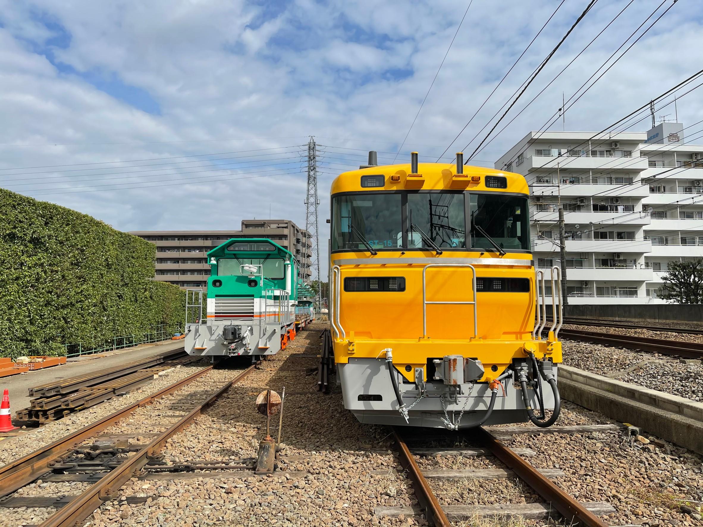 【求人募集中】新しい貨物列車をご紹介!