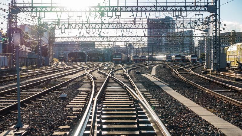 社会に貢献できる鉄道工事の仕事